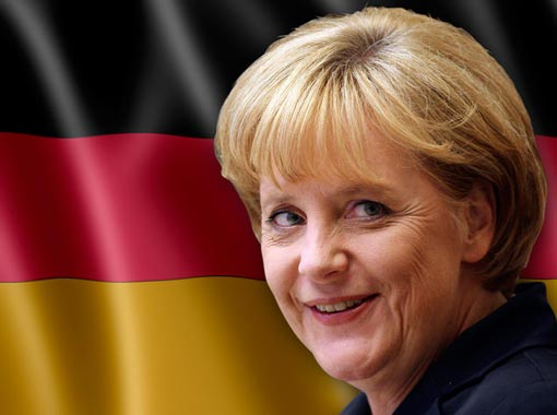 Germany's Angela Merkel Elected For Fourth Term