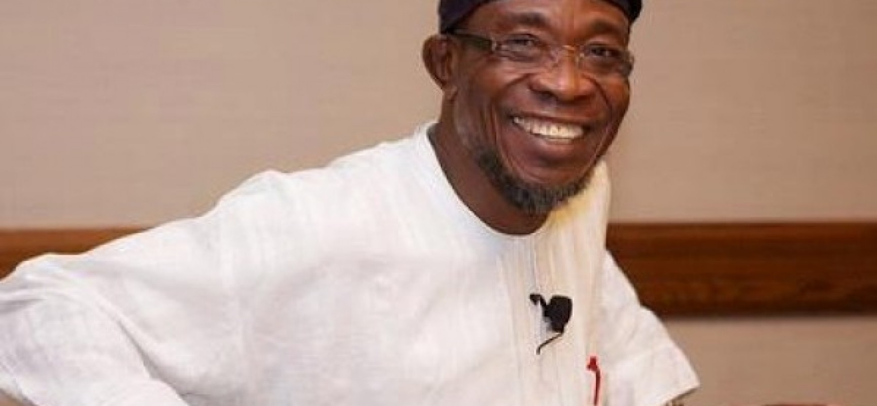 Aregbesola Commended On Social Welfare Programme