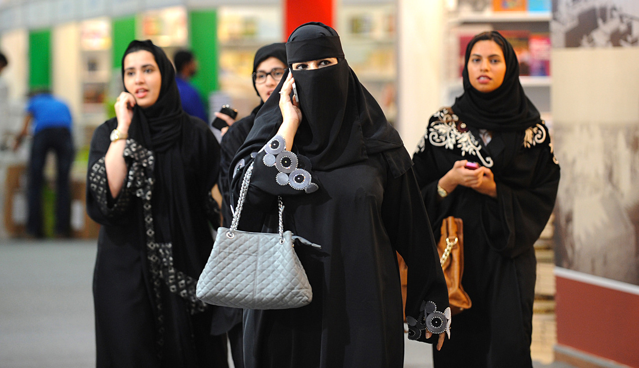 Saudi Arabia: Women Can Drive But Are Still Restricted From…….
