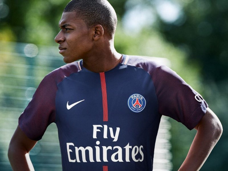 Mbappe Makes Victorious Home Appearance
