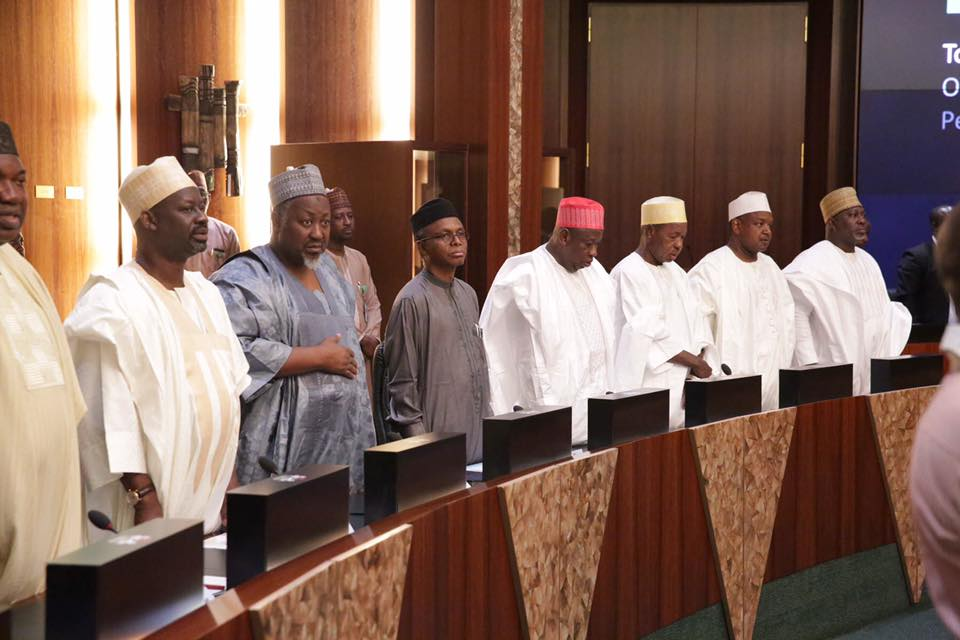 Nigerian Governors Resolve On Increasing IGR For States
