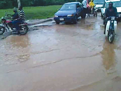 This Ogun Road Is A Nightmare —Residents