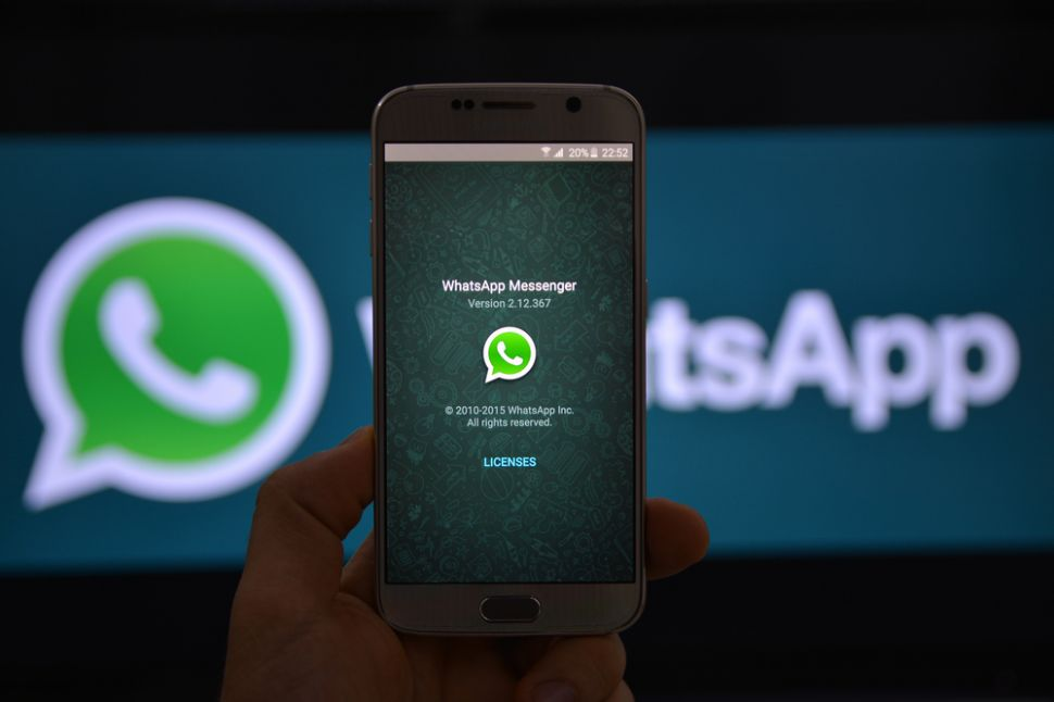 Whatsapp To Stop Operating On Some Smartphones From January 1st