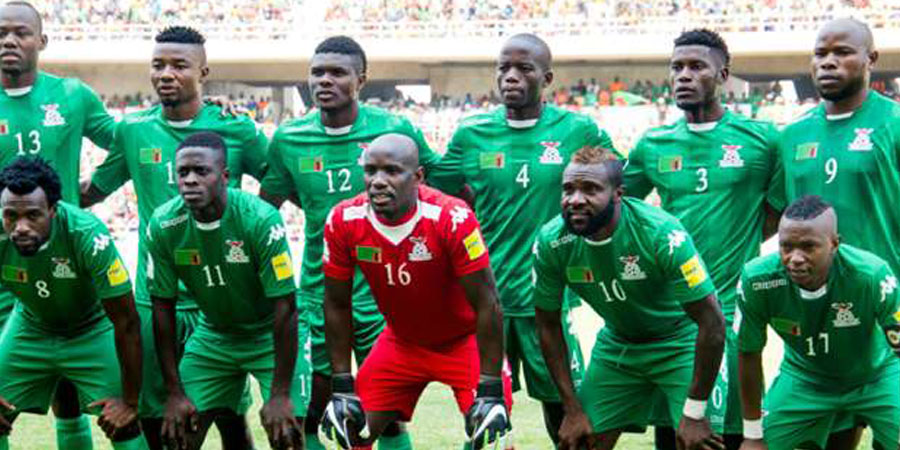 Zambia Prepping For Show Down With Eagles In UYO