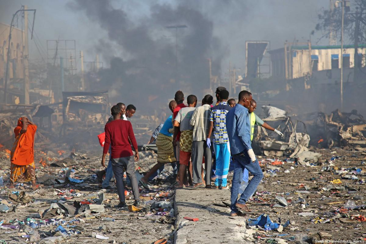 Somalia Blast Reveals Flaws In Intelligence Efforts