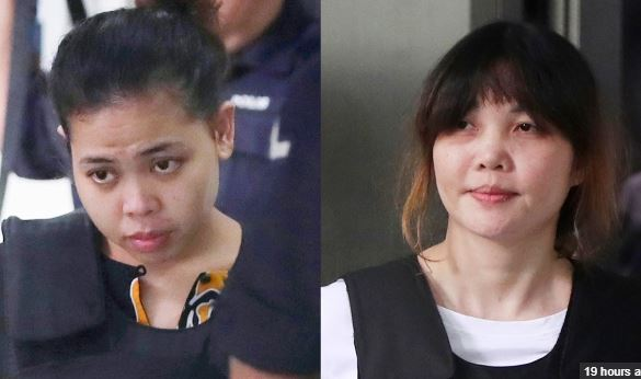 Update: Two Women Accused Of Kim Jong-nam's Murder Plead Not Guilty