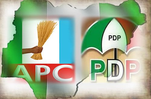 1,500 PDP Members Defect To APC In Lagos