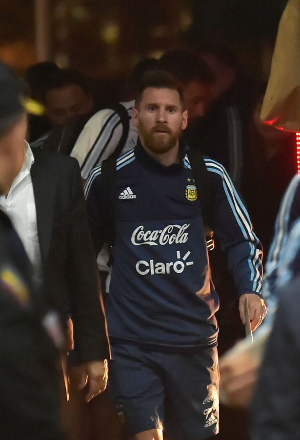Make Or Break For Messi And Argentina