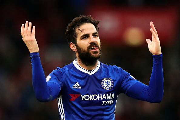 Mourinho Canvases For Cesc Fabregas To Join Manchester United