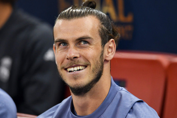 Man U Alerted On Bale's Availability