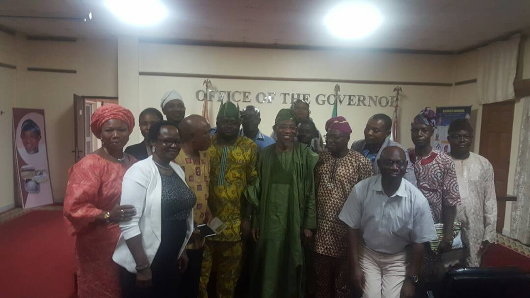 Aregbesola Charges Communication Officers to Improve Delivery