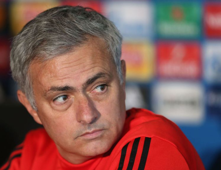 Manchester Can Win Champions League – Mourinho