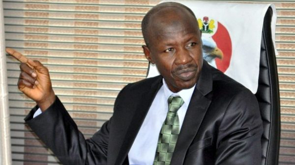 Magu Never Said Whistleblower Has Been Paid – EFCC