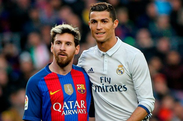 Real Star Feels More Superior Than Messi
