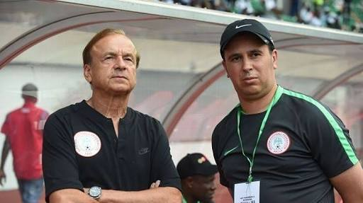 Revealed – Hierarchy, Names Of Rohr's Six Assistants Including Brazilian Tactician