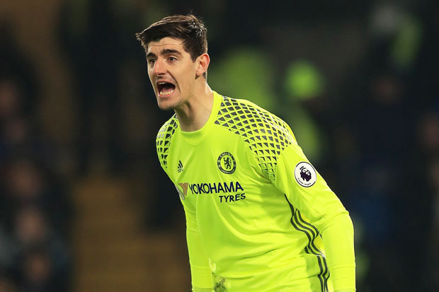 Chelsea Can Overhaul City – Courtois