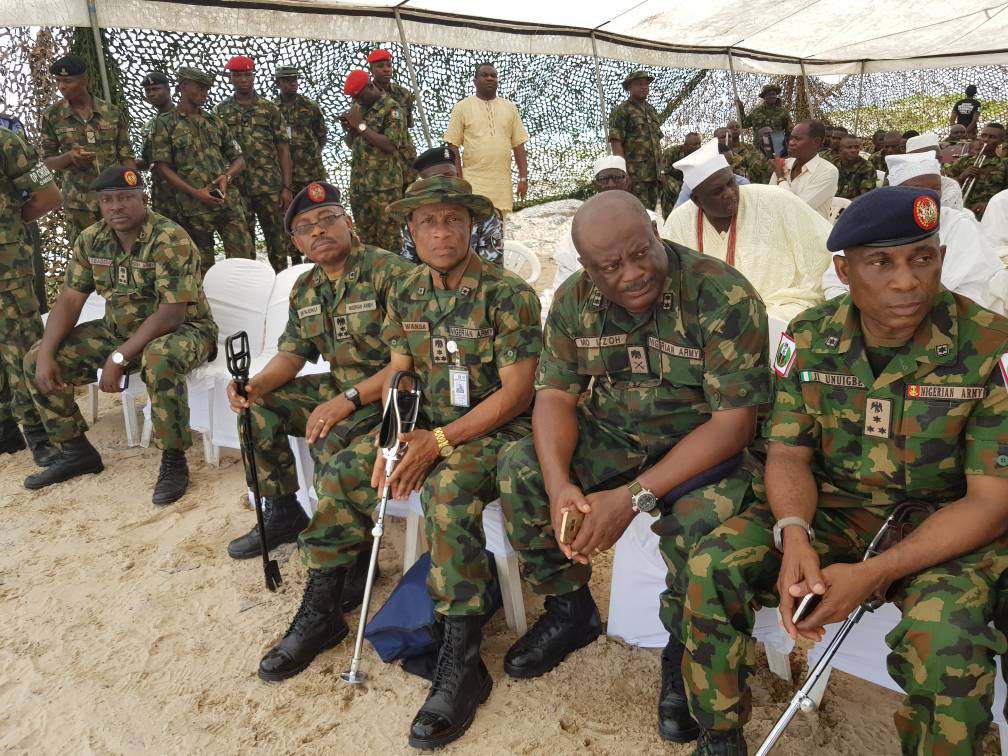 Army Launches Operation Crocodile Smile II In Lagos [PHOTOS]