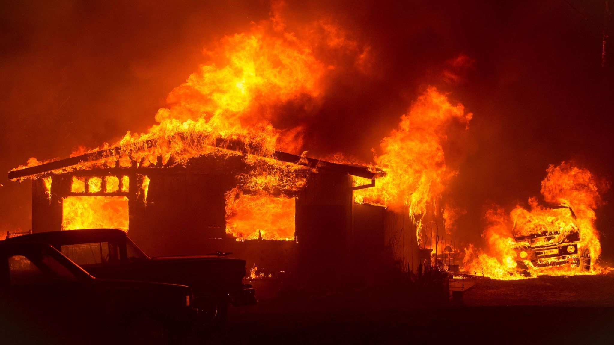 Lagos State Lost 84 People, N12.8 Billion Worth Of Properties To Fire In One Year