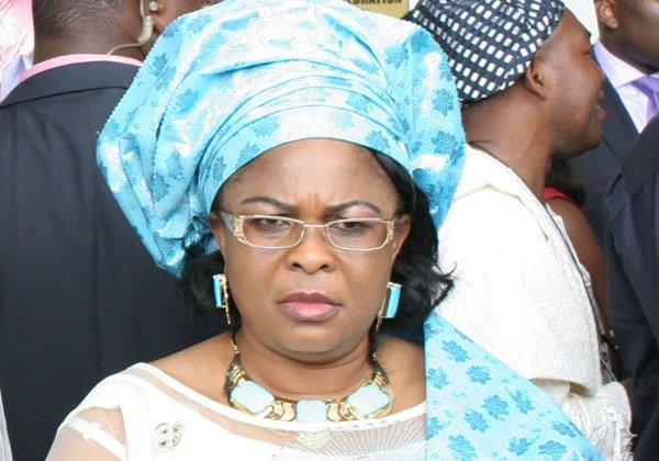 Did Patience Jonathan Do Money Ritual? By Tunde Odesola