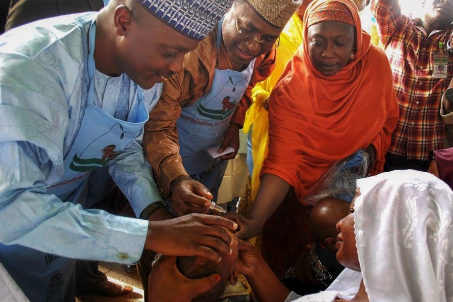 {MAGAZINE} 2018 Measles Vaccination Campaign: Time To Get It Right!