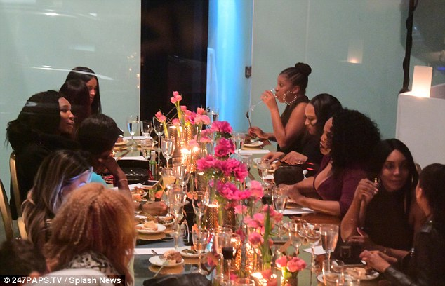 Pictures From Serena Williams' Pre-Wedding Girls Weekend