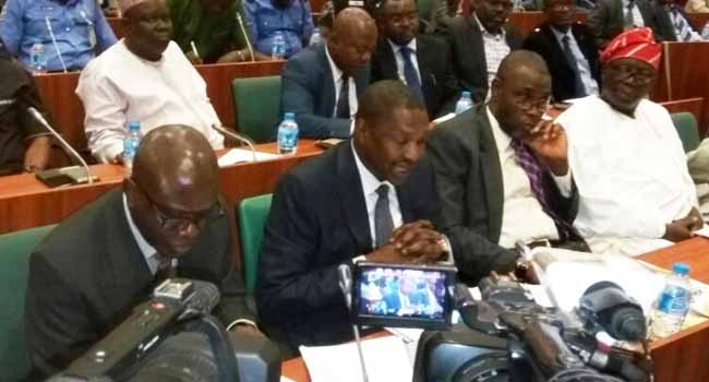 Maina's Reinstatement Letter Was Not From My Office – AGF