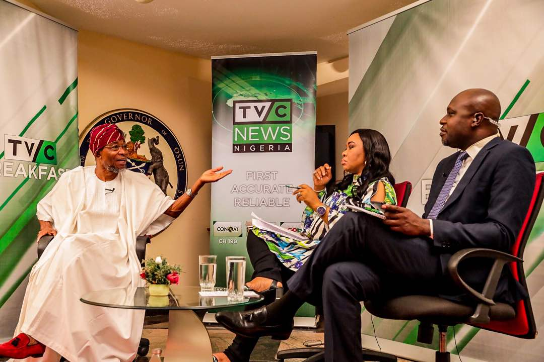 PDP Spent Seven And A Half Year In Govt But Has No Legacy To Show For It – Aregbesola