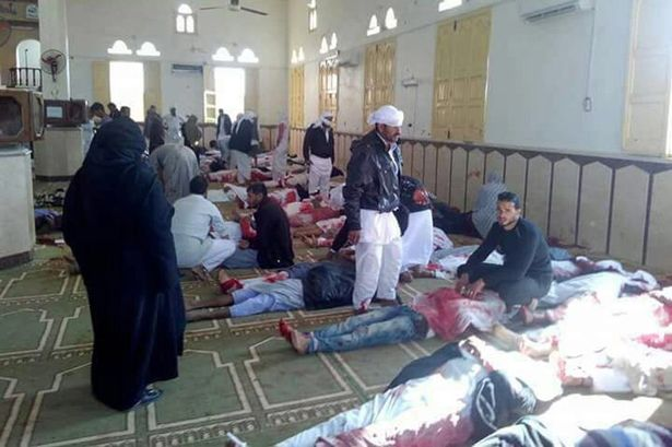 Update: Death Toll In Egypt Rises To 235