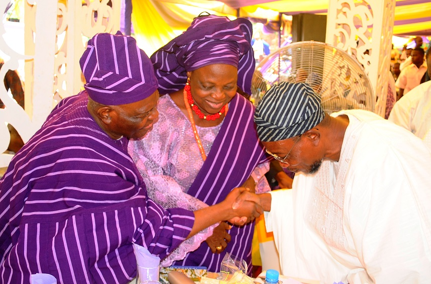 Akande Calls For Review Of Federal Functions, Allocation
