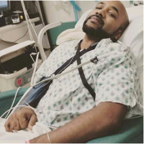 Skin Cancer Surgery: Banky W Narrates Ordeal