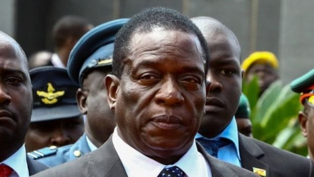 Mugabe's Successor, Mnangagwa Due In Country To Take Over