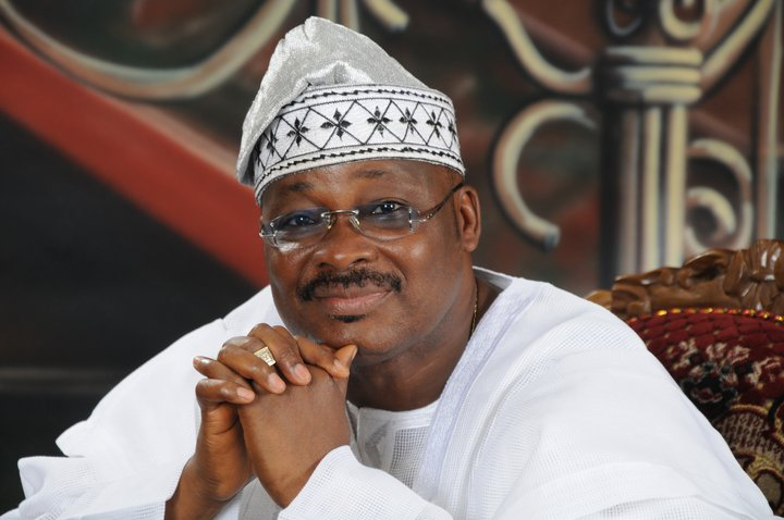 Ajimobi Presents N267bn Budget Of Stabilisation For 2018