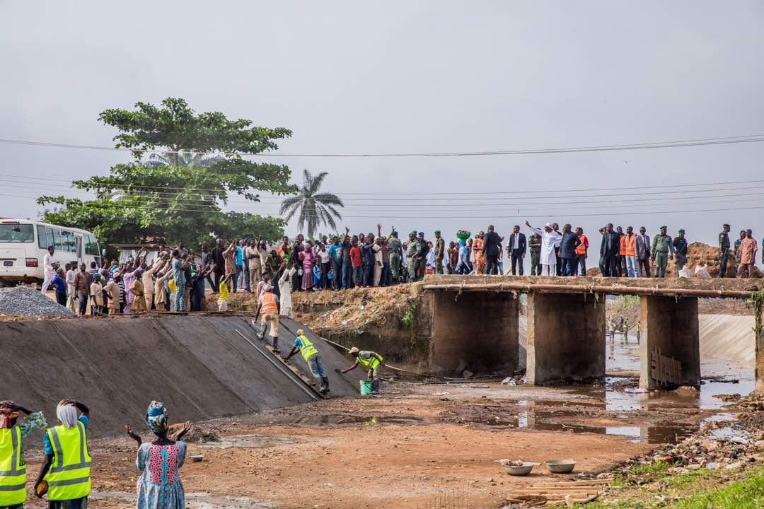 Osun, 5 Other States Get N5.7billion Erosion Control Fund