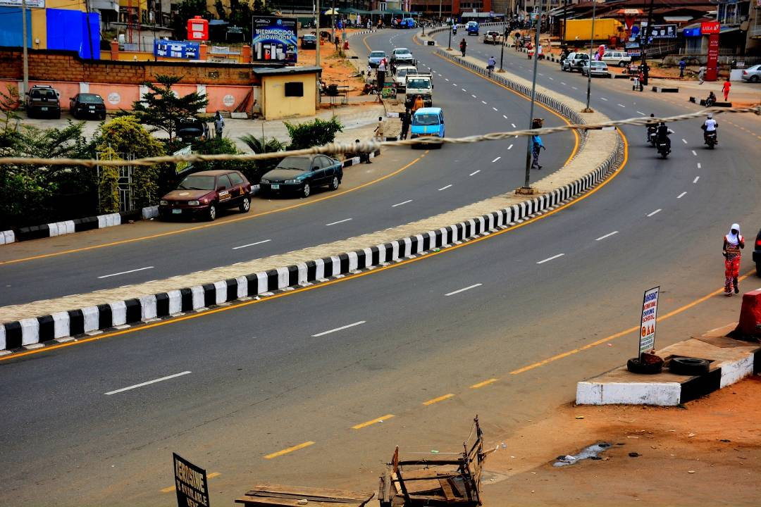 Photonews: Aregbesola's Unending Legacy Of Road Construction