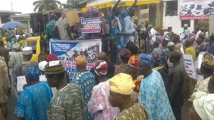 """Osun Factional Pensioners """"Tools of Politicians"""" – Commissioner"""