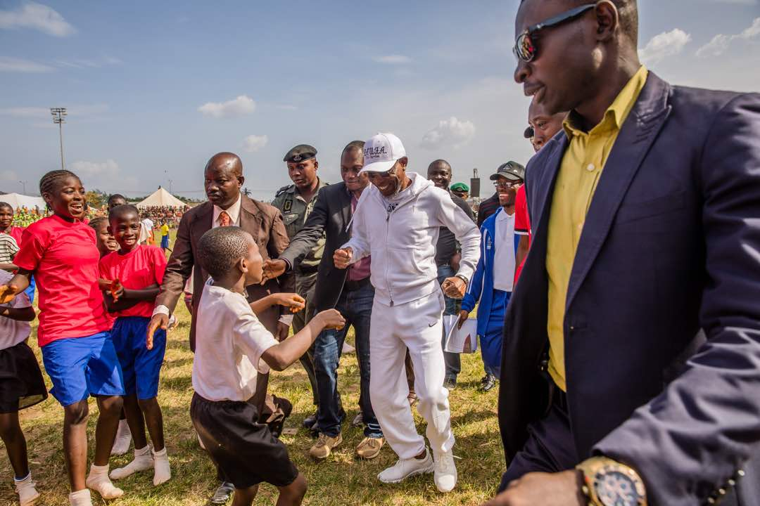 I Will Do More In The Next 365 Days – Aregbesola