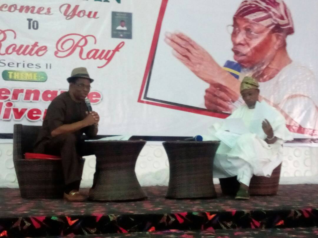 None Of My Programmes Has Failed – Aregbesola