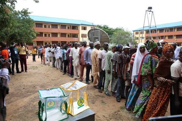 Anambra: Impressive Turnout Of Voters