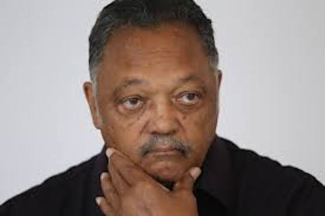 Jesse Jackson Diagnosed With Parkinson's