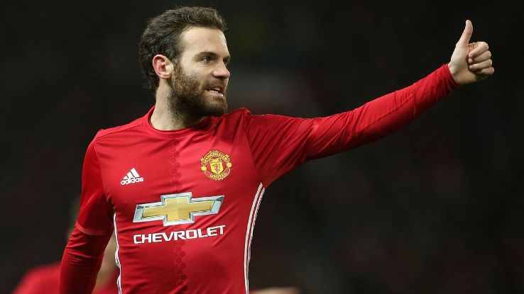 Barcelona, Real Madrid Keen On Signing Mata
