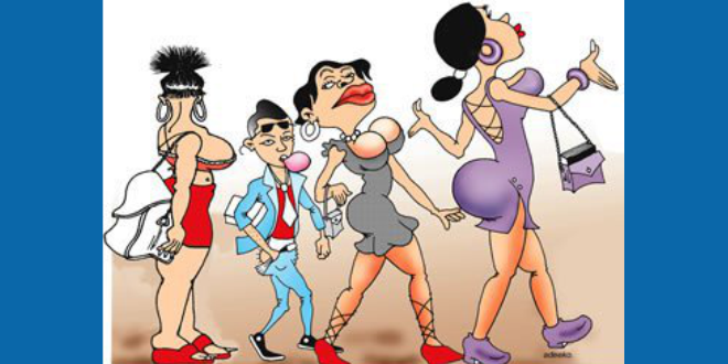 Dealing With Indecent Dressing Among Girls