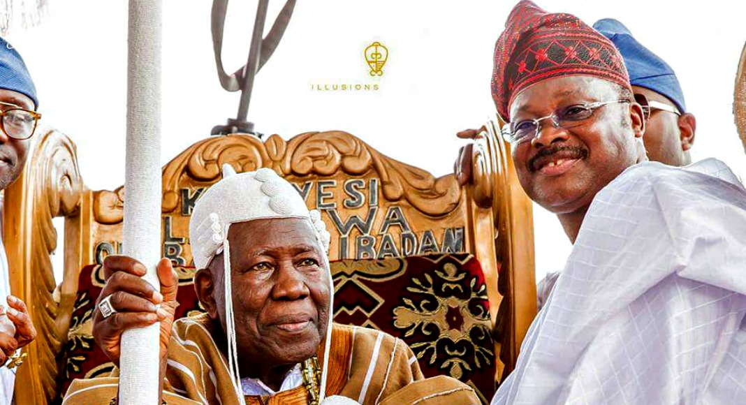 I Don't Need High Chief's Endorsement To Install Chiefs —Olubadan