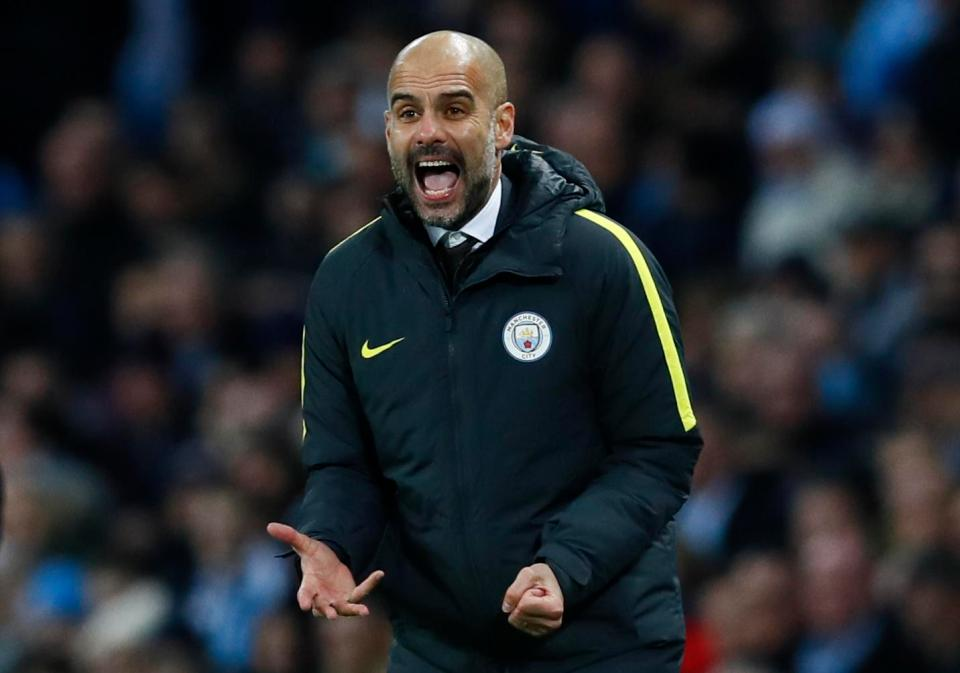 "I Am Going To ""Kill"" My Players If We Fail To Win Premier League – Guardiola"