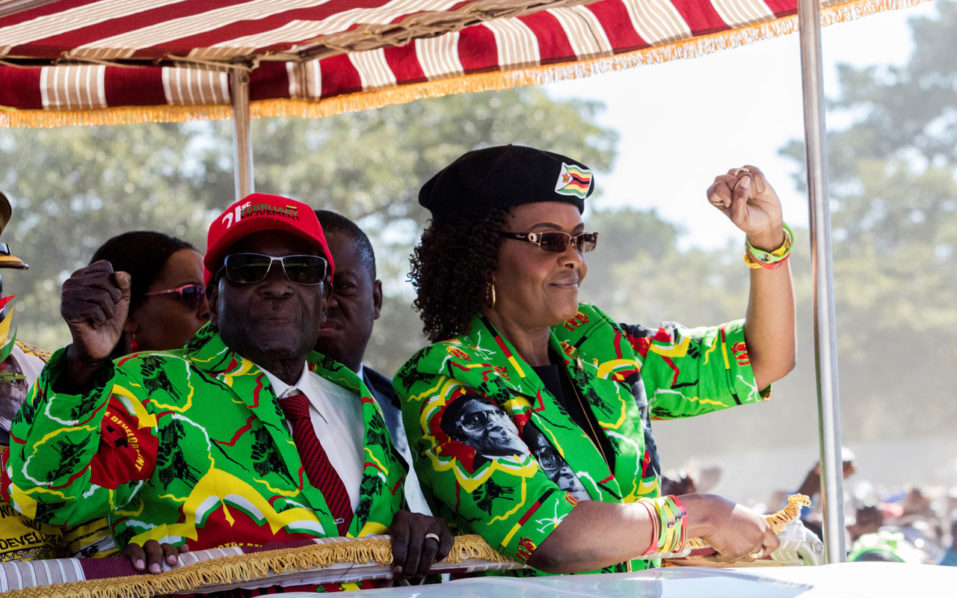 Robert Mugabe And Family To Get $10 million