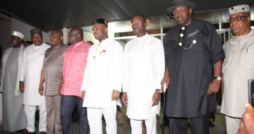 South-South, South-East Governors Demand Increased Revenue Allocation
