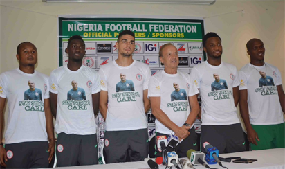 'I Wont Forget Players Who Won World Cup Ticket' – Rohr