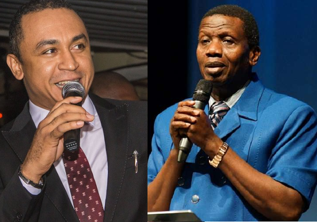 OAP Freeze Disagrees With Pastor Adeboye Over Sacrificial Offering