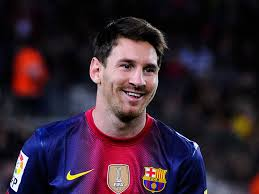 Messi Extends Barca Contract With Three Years