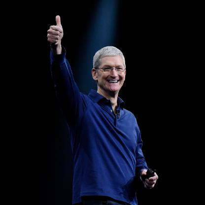 Apple's CEO Must Fly Private Aircrafts For Security Reasons
