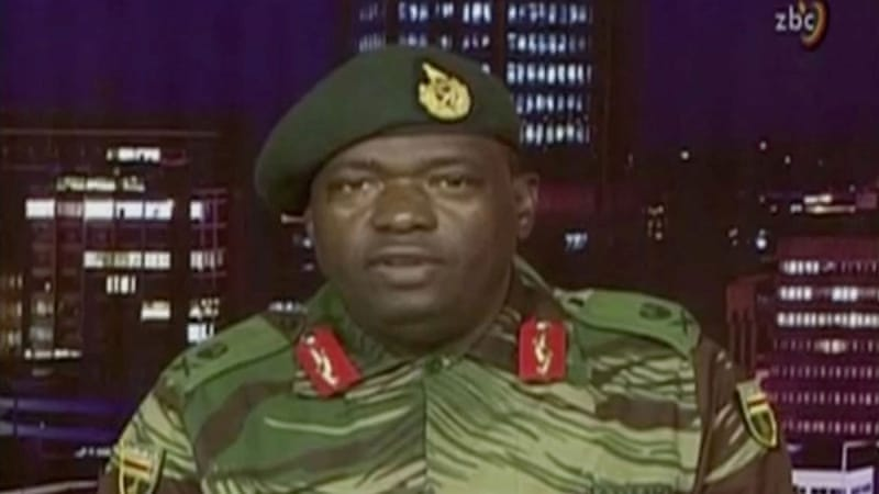 Zimbabwe Defence Force Announces End Of Military Intervention